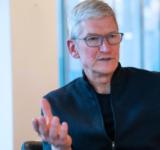 库克造访日本东京否认垄断:苹果对手很多