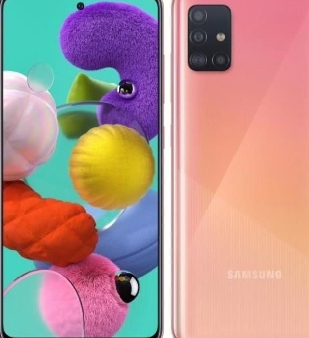 三星Galaxy A51和三星Galaxy A71正式發布 采用L型四攝像頭