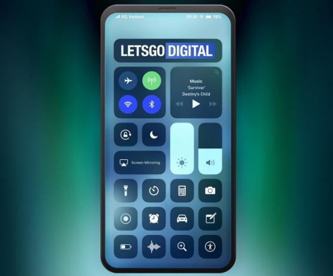 2020 年5G iPhone 或采用全新設計 引入無劉海+屏下指紋設計