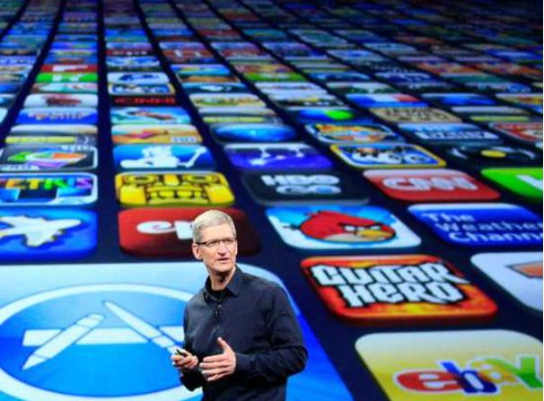 蘋果發布數據年報:App Store去年收入500億美元 新聞用戶破1億