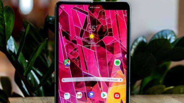 三星電子聯合首席執行官:目前Galaxy折疊手機銷量為40-50萬部