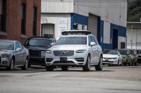 Uber ATG加州無人車項目獲批 :可測試自動駕駛汽車