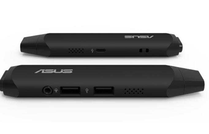 華碩推出新款VivoStick計算棒 搭載Atom凌動處理器