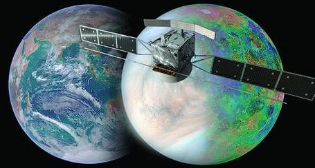 """金星为何与地球迥然不同?三大探测项目相继""""出炉"""""""